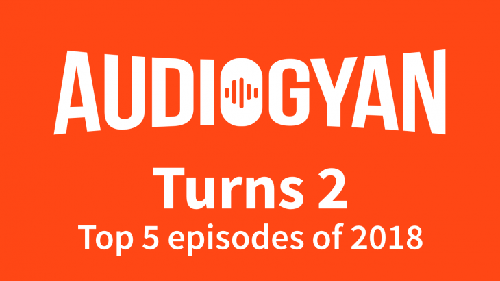 Audiogyan Turns 2